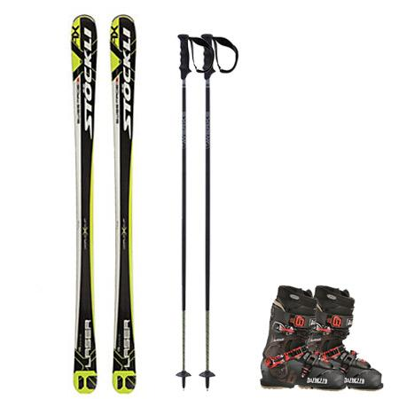Demo Ski Package (Mountain)