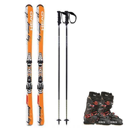 Basic Ski Package (Downtown) w/FREE Kids Ski Package