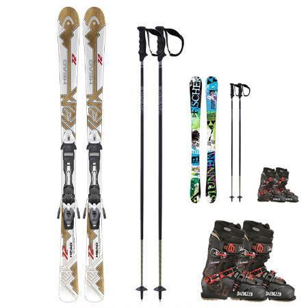 Sport Ski Package (Downtown) w/FREE Kids Ski Package