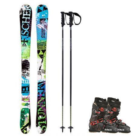 Demo Ski Package (Mountain) w/FREE Kids Ski Package