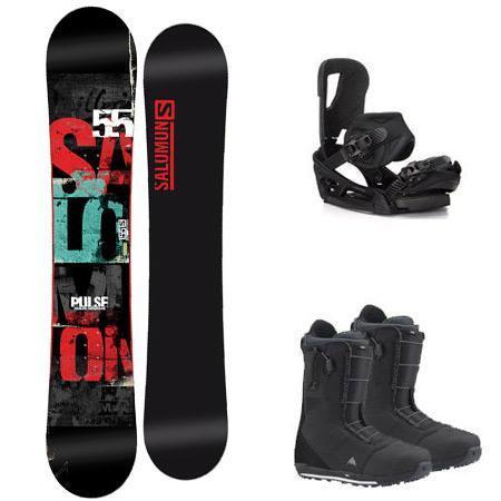Snowboard Package (Mountain) w/FREE Kids Ski Package